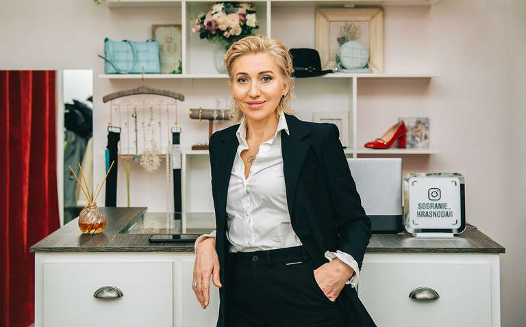 Сменила поставщиков и развивает Instagram: как владелица магазинов одежды из Краснодара вернулась к докризисным продажам