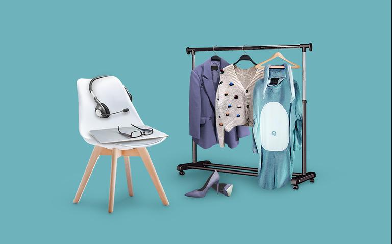 Нормально ли проводить деловые переговоры по Zoom в домашней одежде? Спрашиваем эксперта по цифровому этикету и стилиста