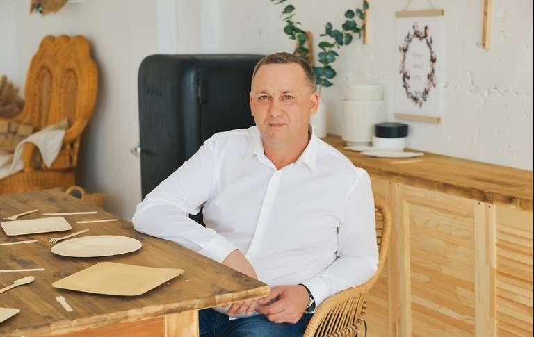 Бизнес на деревянных палочках: как Вадим Ивлев зарабатывает на производстве экопосуды и конкурирует с китайцами