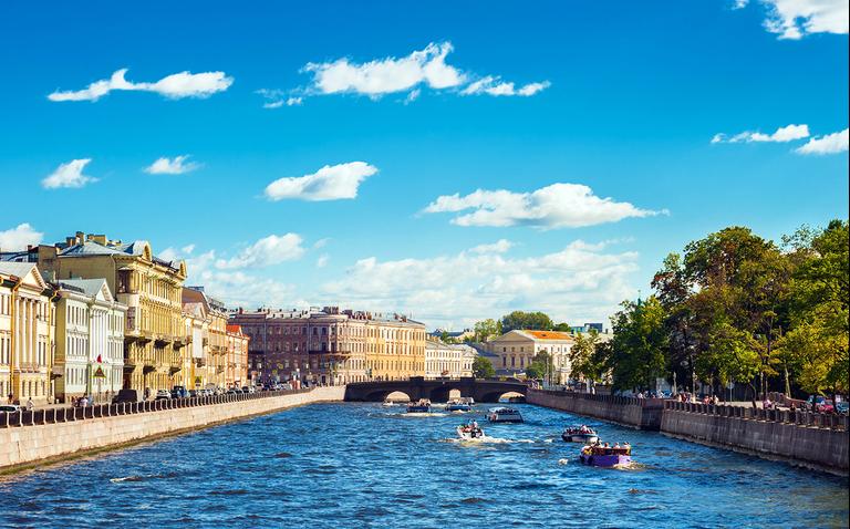 Как снять помещение для сезонной торговли в Санкт-Петербурге?