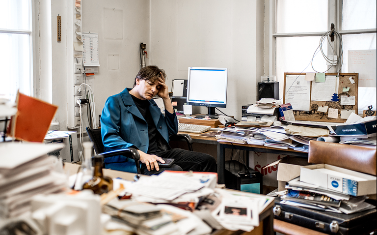 Как беспорядок на рабочем месте влияет на продуктивность?